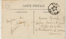 Sapeur Radio 8e Genie Le Penitencier  La Couronne Charentes Ancien Bagne Pour Enfants 1917 Cure D' Air Nancy Tuberculose - Prigione E Prigionieri