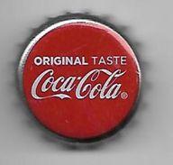 5 / CAPSULE SODA COCA COLA  ORIGINAL TASTE - Soda