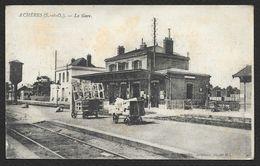 ACHERES La Gare (Levy) Yvelines (78) - Acheres