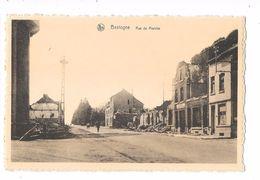 Bastogne  ( M 3058 )  (Guerre )  Après E Siège De La Ville ( Rue De Marche  Décembre 1944 ) - Bastogne