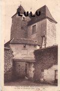 DEPT 24 : édit. Bloc Frères A Bordeaux N° 1 : Château De Michel Montaigne La Tour - France