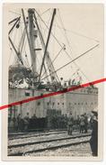 Erster Weltkrieg - Einschiffen Auf Dampfer General - Ca. 1915 - Scharfes Detailreiches Foto - Schiff - Piroscafi