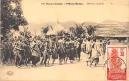 CONGO FRANCAIS - Topo H / M Boko Songo - Beau Cliché Animé - French Congo - Other