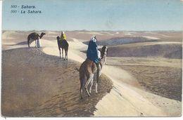 580 - Sahara. - Cartes Postales