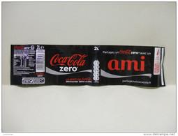 """Etiquette Soda COCA COLA ZERO """"AMI""""  2 L - Labels"""