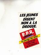 PARIS COURAGE DES IDEES RPR JEUNES AUTOCOLANT - Stickers