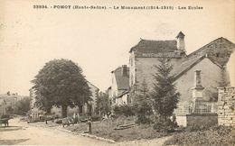 Pomoy (70)  Les écoles - Frankrijk