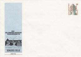 B Mi.Nr. PU 148/2**   Ersttag Schloss Celle, Berlin 12 - Berlin (West)