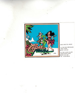 PARIS SARL KING'COL MUSIC COPA MUSIC AUTOCOLANT - Stickers