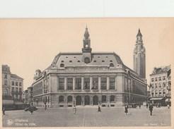 13067) CHARLEROI HOTEL DE VILLE NON VIAGGIATA - Charleroi