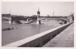 Lyon Viaduc De Perrache N° 114 CPA Glacée - Lyon