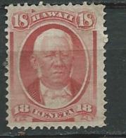 Havaii  - Yvert N° 26 (*) -  Ad30311 - Hawaï