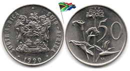 Afrique Du Sud - 50 Cents 1990 (High Grade) - South Africa