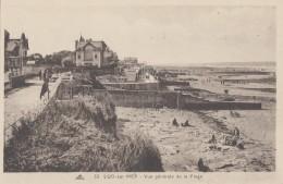 Luc Sur Mer 14 - Vue Générale De La Plage - Luc Sur Mer