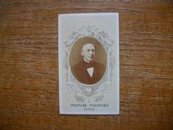 """Petite Carte Photo , Du Député  Charles Fournier """" 3eme République """" - Photos"""