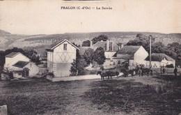 PRALON  LA SERREE (dil58) - France