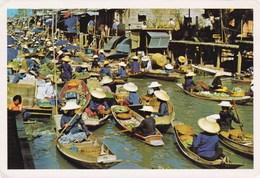 THAILANDE/MARCHE FLOTTANT (dil180) - Tailandia