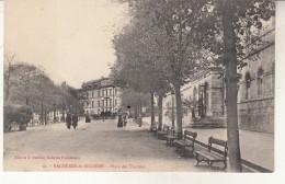 Bagnière De Bigorre Place Des Thermes - Bagneres De Bigorre