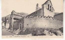 Luz  Eglise Des Templiers - Luz Saint Sauveur
