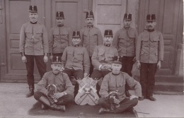 K.u.K.SOLDATEN? - Militärmusik - Fotokarte - Guerre 1914-18