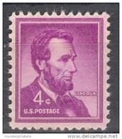 USA UNITED STATES 1954 MCHL 657 MNH ** POSTFRIS NEUF - Etats-Unis
