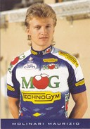 MAURIZIO MOLINARI (dil307) - Cycling