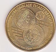 Monnaies D'Autrefois Médaille Touristique De La Monnaies De Paris - Monnaie De Paris
