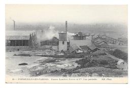 (15838-95) Cormeilles En Parisis - Usines Lambert Frères Et Compagnie - Vue Partielle - Cormeilles En Parisis