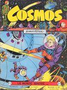 COSMOS N° 1 . Le Monde Ignoré ; Artima 1956 . - Arédit & Artima