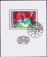 Mi.Nr.249 (Block5) SLOWAKEI Jahr Der Armutsbekämpfung USED/O/GESTEMPELT - Used Stamps