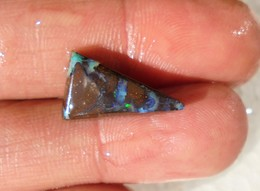 Australian Boulder Opal (5.7 Ct) - Ready For Setting - Opale