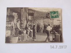 Saint-Michel. - École Professionnelle. La Forge. (23 - 7 - 1908) - Saint Michel De Maurienne