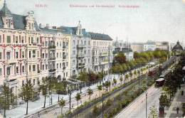 Berlin Nollendorfplatz / Color  Gel.1907 Kleiststrasse Und Hochbahnhof - Schöneberg