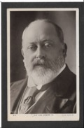 King Edward VII - Piccolo Formato - Viaggiata - Familles Royales