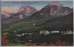 Unter-Engadin-Vulpera (1270 M) Waldhaus - Photoglob No. 4345 - GR Grisons