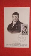 Carte-Maximum     N° 894 Robert Baron Surcouf  N° 065 001 Voir Au Dos  4 Juin 1951 - 1950-59