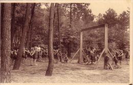 """"""" Cuylishof """" Te Kalmthout Bosch En Speelplein Circulée En 1943 - Kalmthout"""