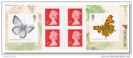 Engeland 2013 Postfris MNH Butterflies - 1952-.... (Elisabetta II)