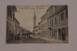 SAN MARTINO DI LUPARI, PADOVA - Via Umberto I - Padova (Padua)