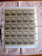 San Marino: 90 Lire Série Cathédrales 1967 - Blocs-feuillets