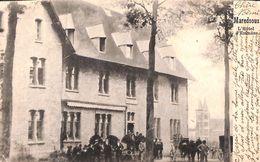 Maredsous - L'Hôtel D'Emmäus (animation, 1901...pli Vertical) - Anhée