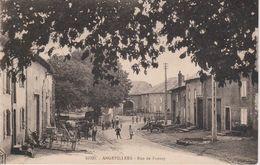 57 - ANGEVILLERS - RUE DE FONTOY - Other Municipalities