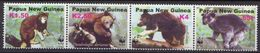 Papua New Guinea MNH WWF Set - Unused Stamps