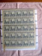 San Marino: 80 Lire Série Cathédrales 1967 - Blocks & Sheetlets