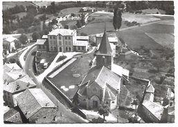 SAINT JEAN SOLEYMIEUX - L'Ecole Et L'Eglise - Saint Jean Soleymieux