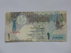 Qatar - 1 One Riyals  **** EN ACHAT IMMEDIAT **** - Qatar