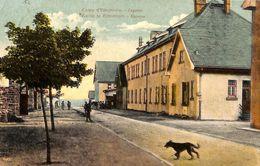 Elsenborn - Caserne Kazerne (animation, Colorisée, 1912) - Elsenborn (camp)