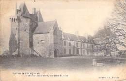 35 - Environs De RENNES : Chateau De Montmurau , Vue Prise Du Préau - CPA - Ille Et Vilaine - Rennes