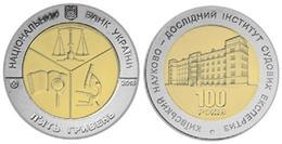 Ukraine - 5 Hryven 2013 UNC 100 Years Of Kyiv Institute Of Forensis Expertise Lemberg-Zp - Ukraine