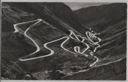 Passo Del San Gottardo, Val Tremola - Photo: Jules Geiger No. 5849 - UR Uri